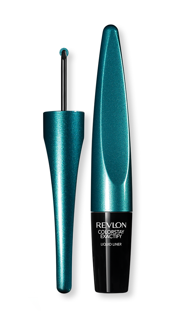 ColorStay Exactify Liquid Liner - Mermaid Blue - The Beauty Concept