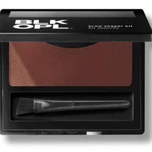 BLK/OPL COLORSPLURGE Brow Shaper Kit - Deep Brown - The Beauty Concept