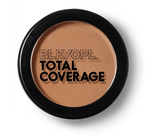 BLK OPL TOTAL COVERAGE Concealing Foundation - Rich Caramel - The Beauty Concept